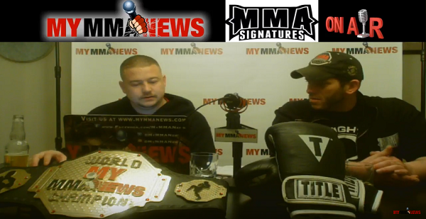 MyMMANews Radio - End of Year MMA Awards, Final Countdown to Gender Wars, upcoming MMA events, more