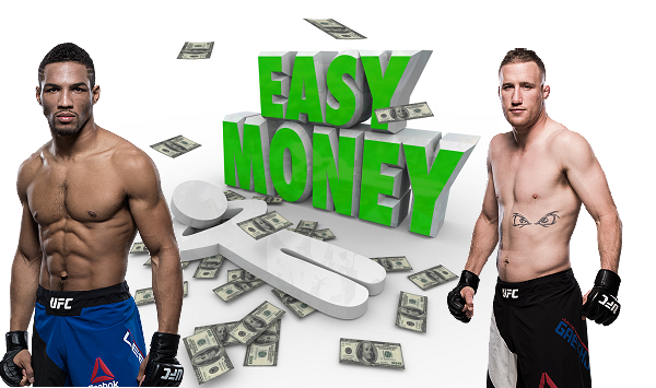 Kevin Lee says fight with Justin Gaethje is 'easy money'