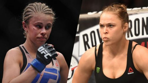 Paige VanZant: I would for sure be a good WWE Diva