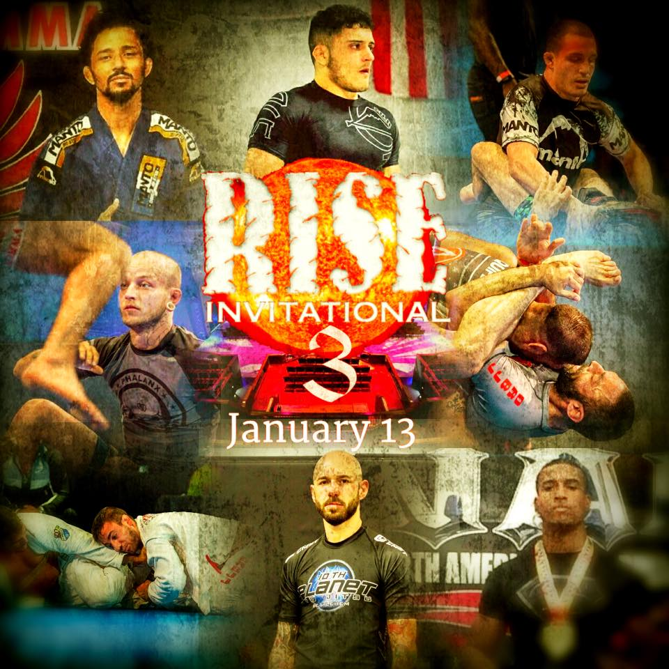 RISE Submission Invitational 3 Preview, Rise Invitational 3