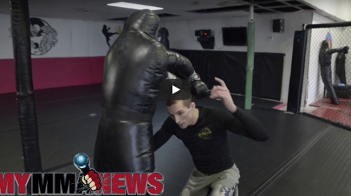 Technique of the Week – Art of War champ Ben Moser demonstrates the suplex
