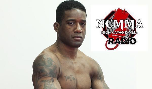 Marcus Surin, Bellator 194, NCMMA Radio