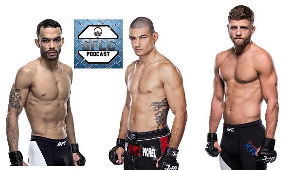 Vinc Pichel, Rob Font, Calvin Kattar talk upcoming UFC fights