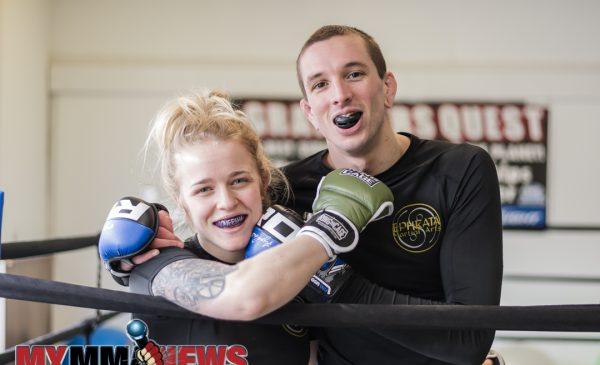 Lateesha Mohl and Ben Moser, Ephrata Martial Arts