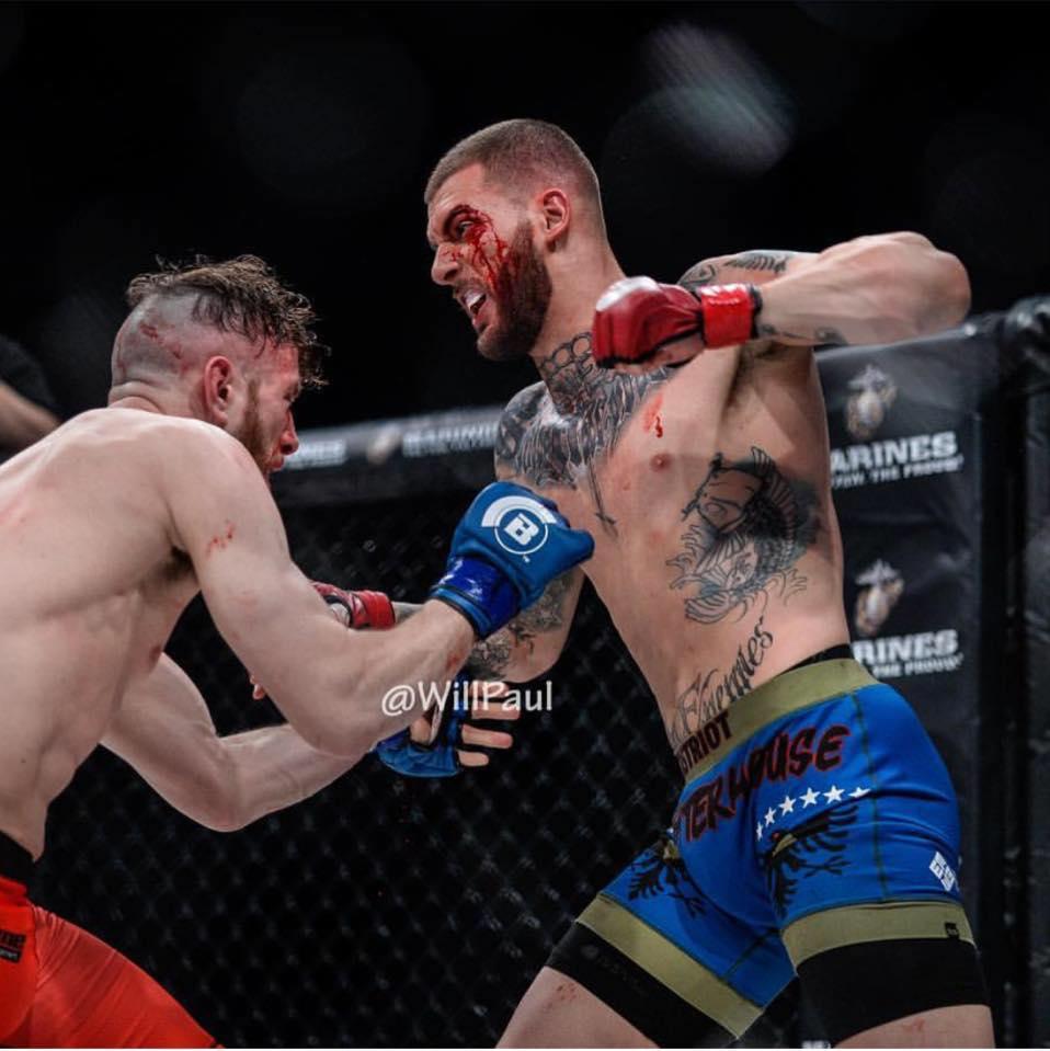 Kastriot Xhema, Bellator MMA