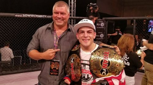 Titan FC Champ Jose 'Shorty' Torres Gets Call to Fight at UFC Utica