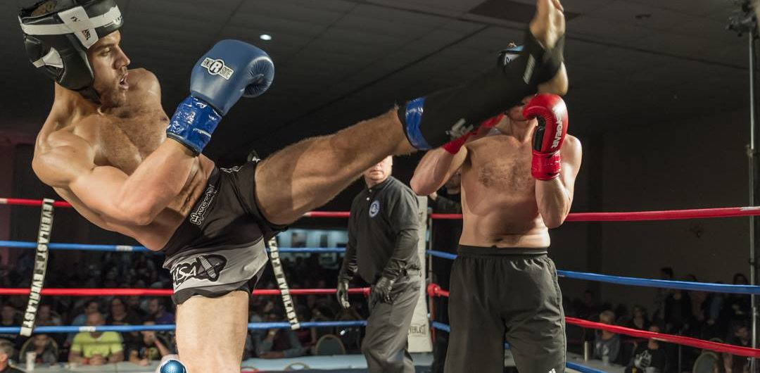 From breakdancing to the ring, Sean Morgan ready to rumble in main event at USKA Fight Night Allentown