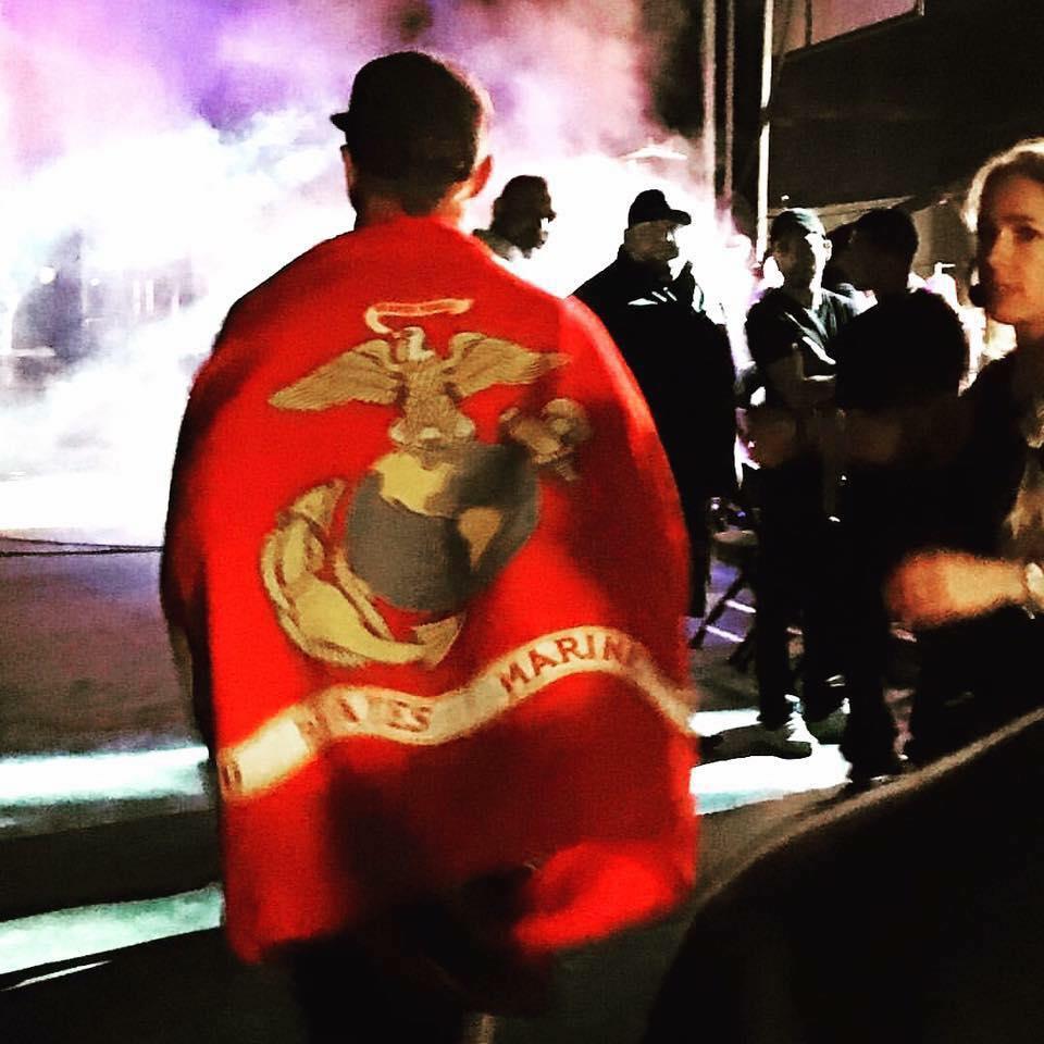 Kyle Stewart, Marines