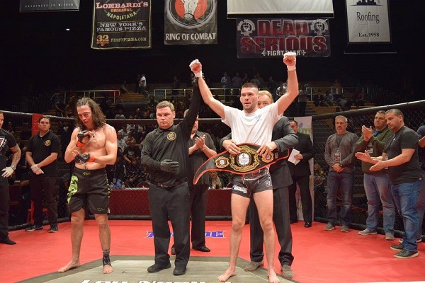 Bill Algeo, Algeo MMA