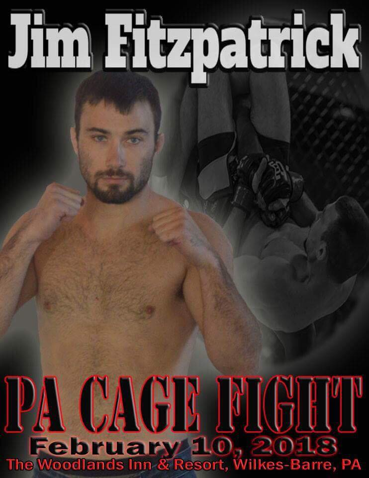 Jim Fitzpatrick, PA Cage Fight 30