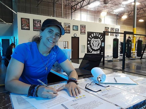 Serena DeJesus to make pro MMA debut with Fusion Fight League