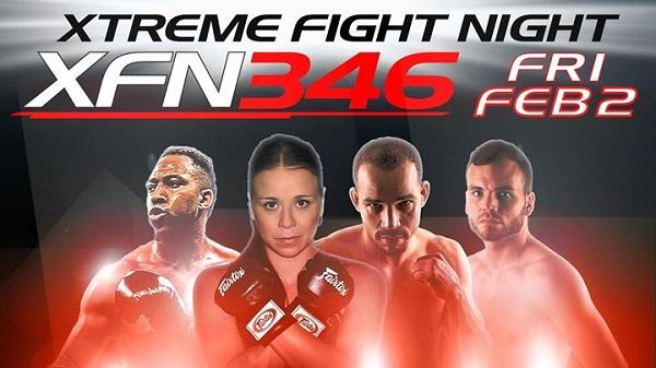 WATCH:  XFN 346 FREE LIVE STREAM – 9 p.m. EST