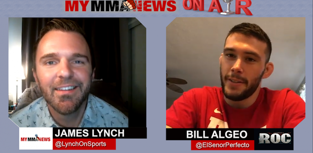 Bill Algeo talks ROC featherweight title defense, fighters on USKA card