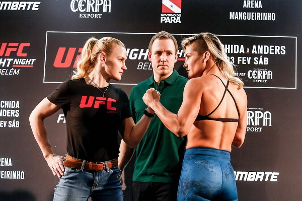Who is UFC newcomer Priscila Cachoeira and can she beat Valentina Shevchenko?