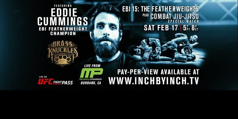 Eddie Bravo Invitational 15 – EBI 15 - The Featherweights Preview
