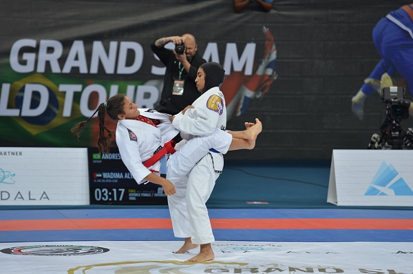 Fifth And Final Leg of Abu Dhabi Grand Slam Heads To London, March 10-11