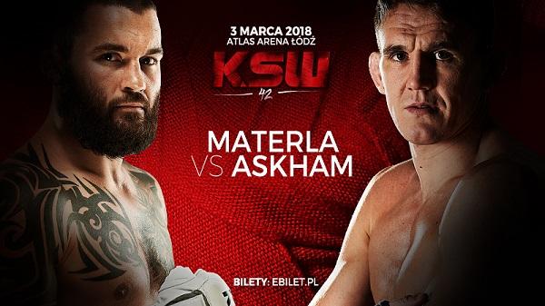 VIDEO: Michal Materla vs. Scott Askham - KSW 42 Promo