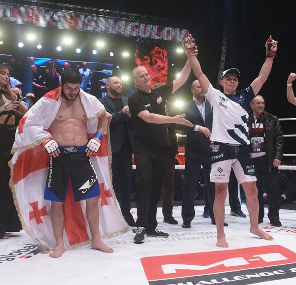 Damir Ismagulov and Movsar Evloev retain M-1 Challenge titles