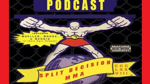 Split Decision MMA Podcast – Weekly MMA News, Upcoming UFC events