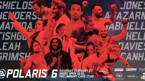 Polaris 6 Results from the O2 Arena in London, England