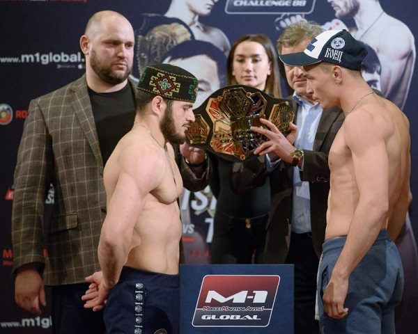 WATCH:  M-1 Challenge 88 preliminary and main card bouts – LIVE STREAM