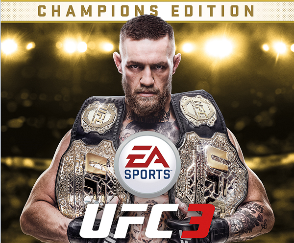 Step back into the octagon with EA Sports UFC 3