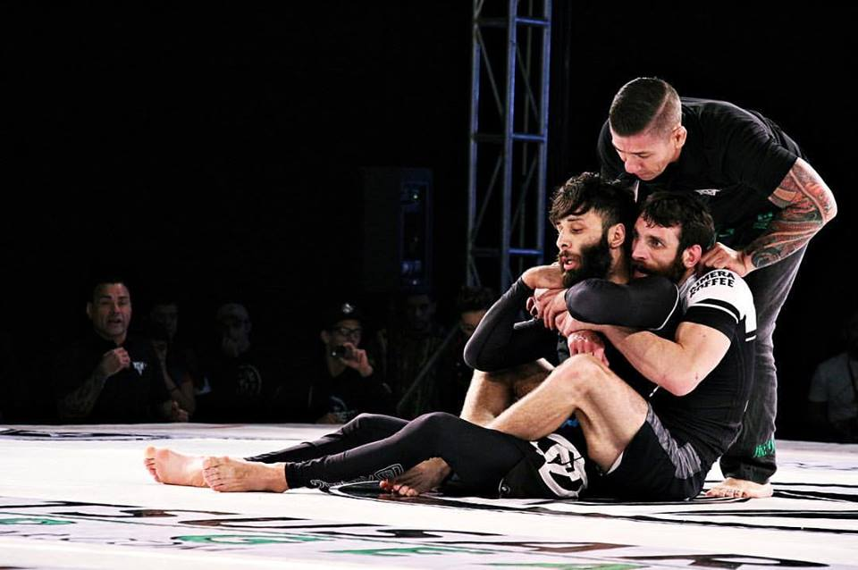 Eddie and Geo in overtime at EBI 10