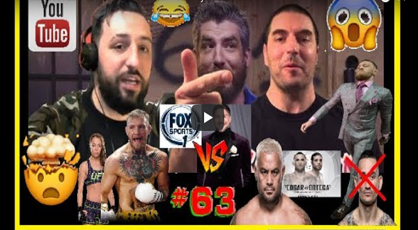 EVil & IntoxicaTED #63 - UFC 221 Preview, Weekly MMA News