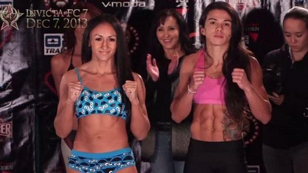 Claudia Gadelha vs Carla Esparza booked for UFC 225 in Chicago