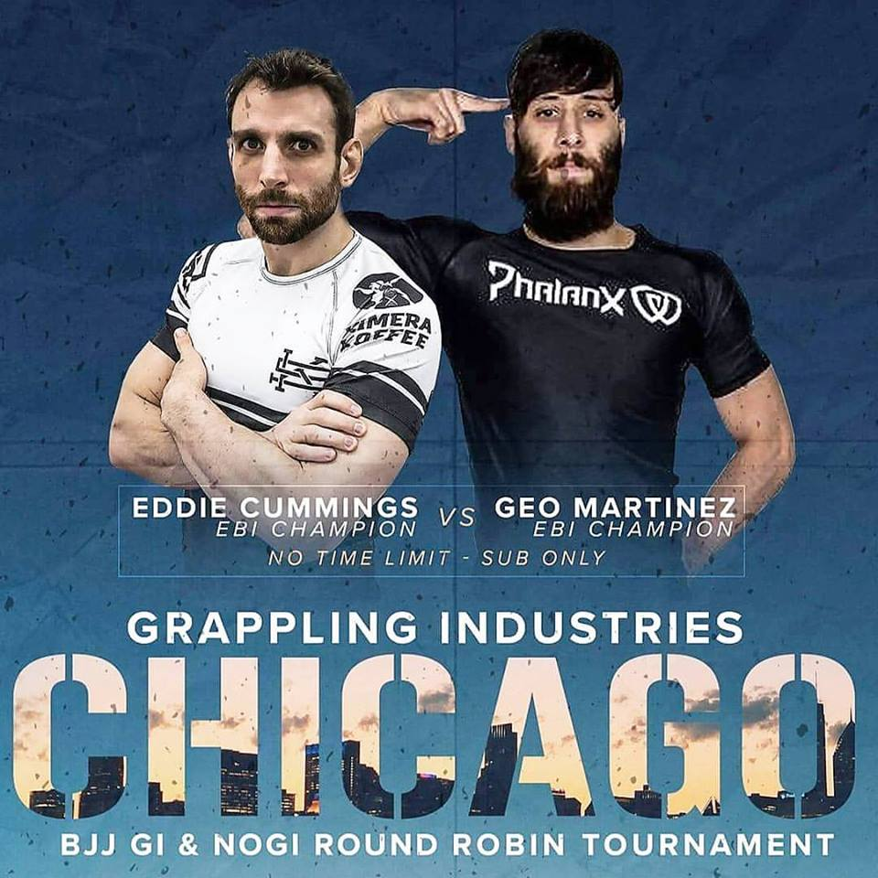 Grappling Industries Chicago