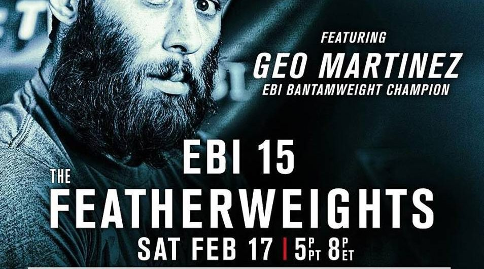 LIVE – EBI 15 Results – The Featherweights