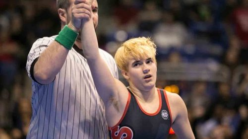 Transgender Boy Wins Second Straight Girls' Wrestling State Tournament in Texas
