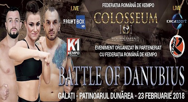 Colosseum Tournament - Battle of Danubius - LIVE Pay-Per-View Stream