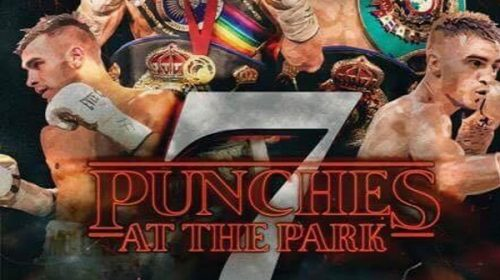 Punches at the Park 7 – Official Free Live Stream