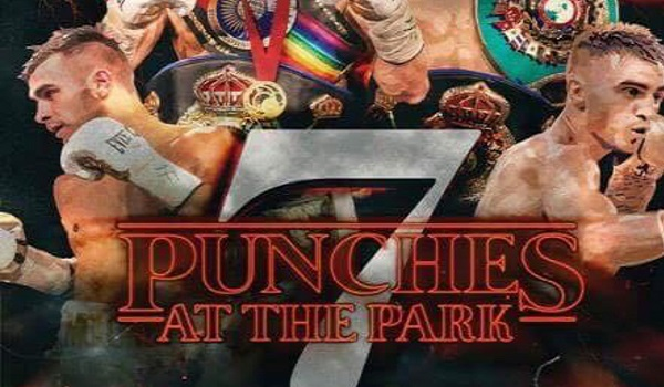 Punches at the Park 7 - Official Free Live Stream