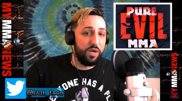 Pure EVil MMA Podcast – 140th episode – Tune in