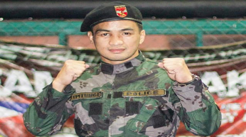 Police officer inside the cage: Inspiring story of Crisanto Pitpitunge