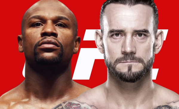 Split Decision MMA Podcast - Is CM Punk favored over Floyd Mayweather?