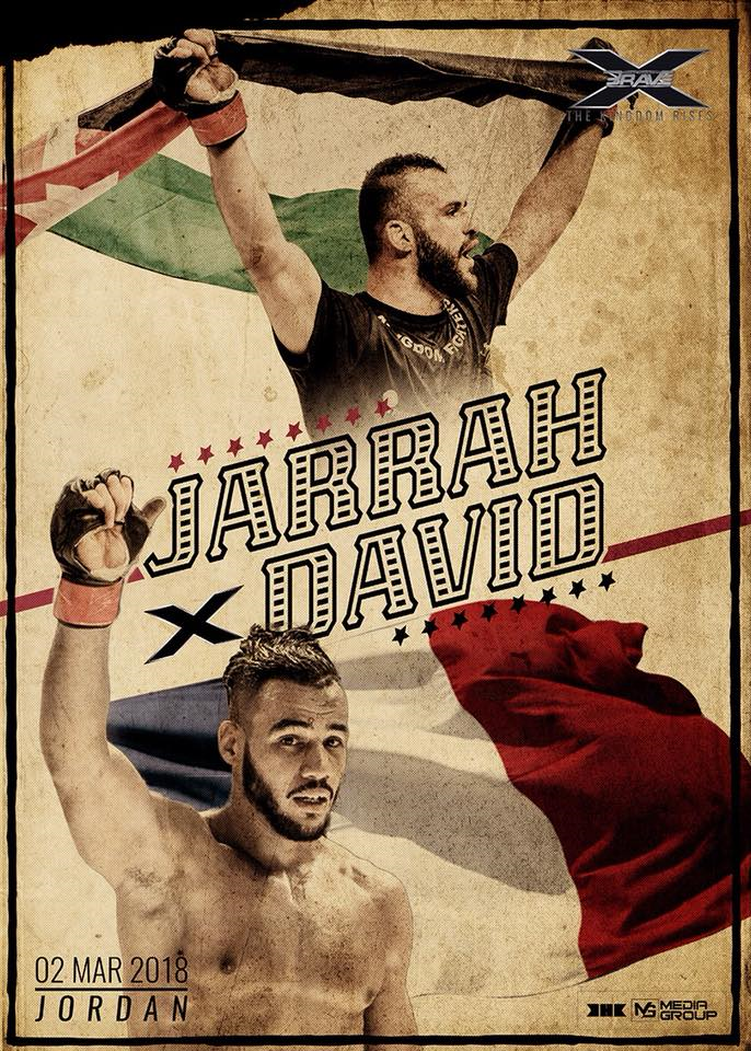 Rivalry brewing between Jarrah Al-Selawe and David Bear ahead of Brave 10