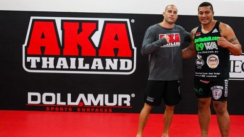 Mike Swick Q&A: Career Defining Fights, AKA Pride and Motorcycle Accidents