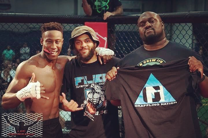 """Bart """"Bang"""" Pierre says he's ready for his first title at Art of War 6"""