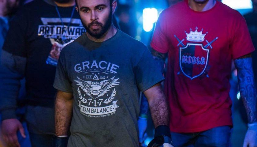 """John """"BearCat"""" Brennan defends lightweight title at Art of War 6 in hometown of Lancaster"""