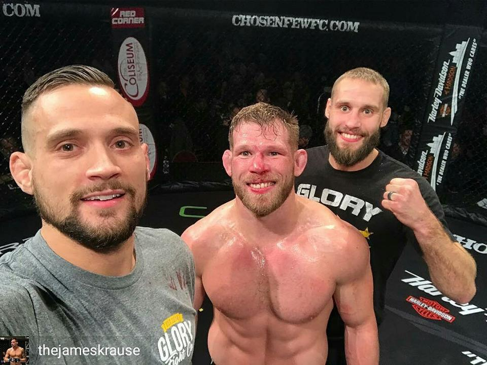 Jason Witt aims to finish Hugh Pulley, get call from Sean Shelby and UFC