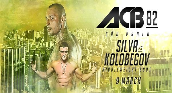 ACB 82 - Thiago Silva vs. Mikhail Kolobegov - Official Free Live Stream