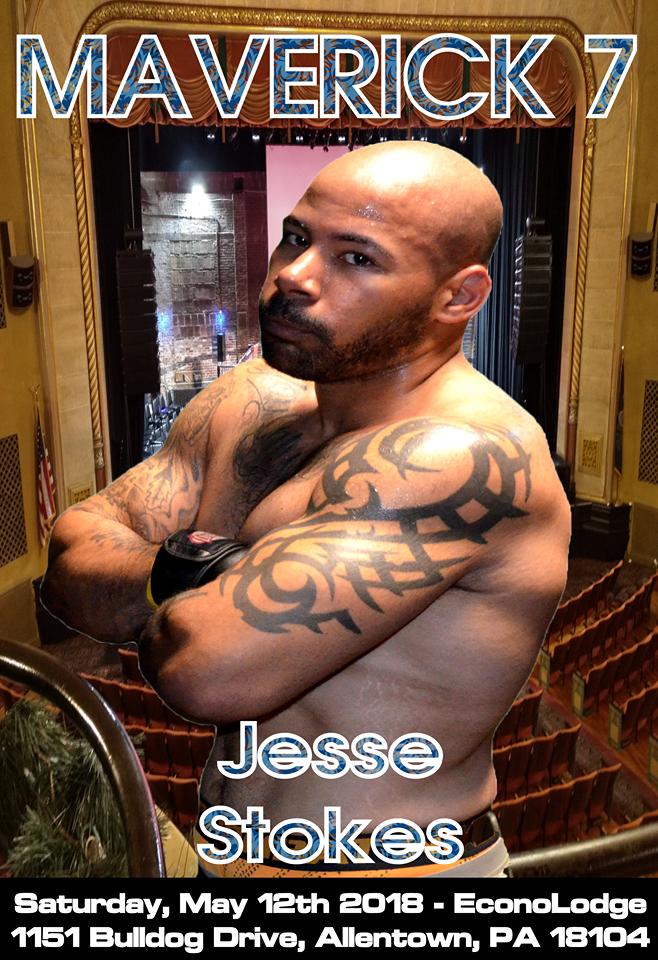 Jesse Stokes, Maverick MMA 7