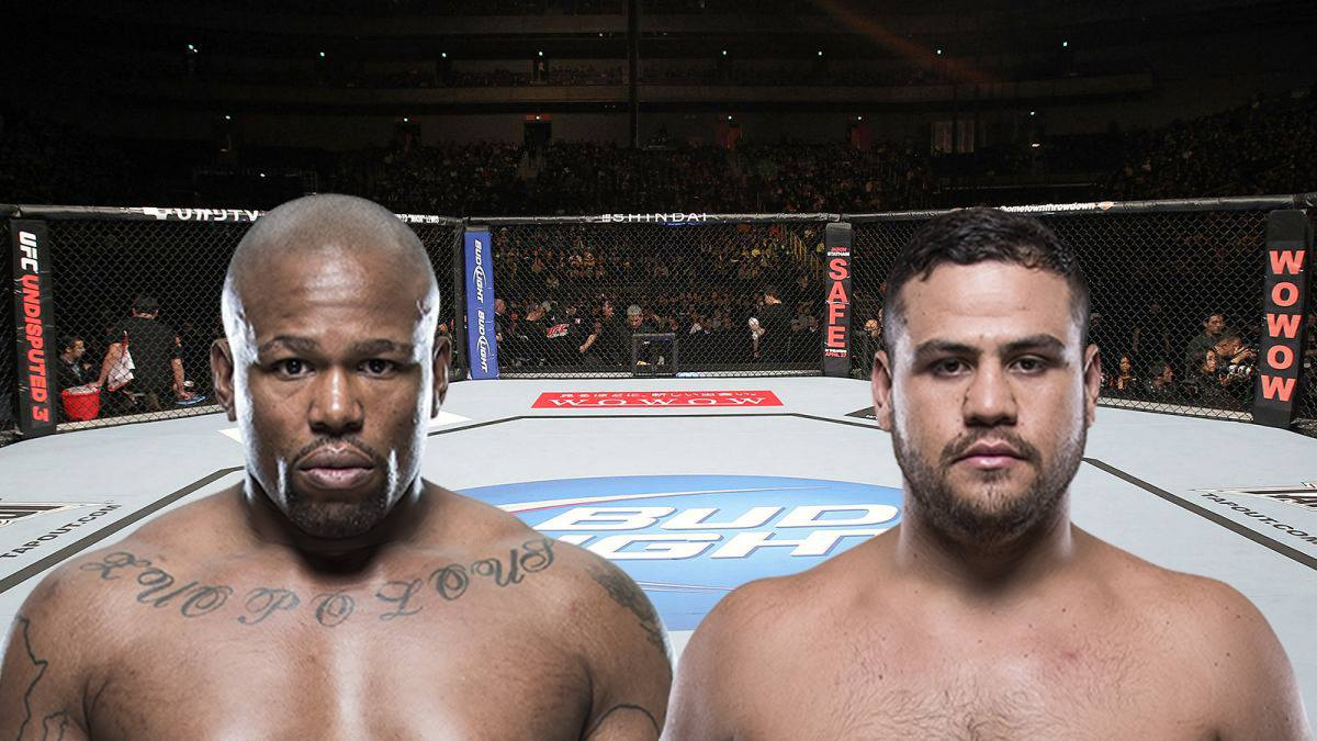 Zu Anyanwu wants fight with Mark Hunt protégé Tai Tuivasa