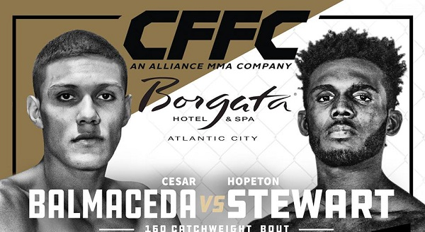 CFFC 70 Results - Main event cancelled, show goes on