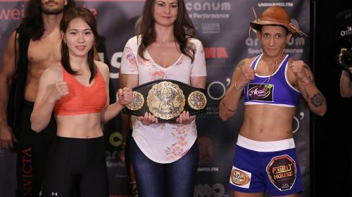 Invicta FC 28 weigh-in results, one fighter misses weight