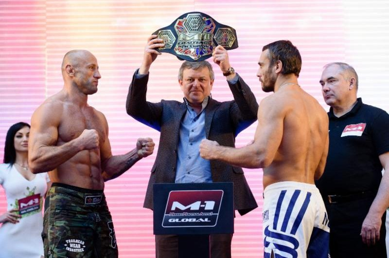 M-1 Challenge 90 Weigh-in Results – All fighters on point in Russia