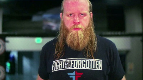 Justin Wren Q&A: Fighting Demons and Finding Faith